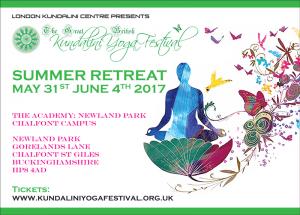British kundalini yoga summer festival