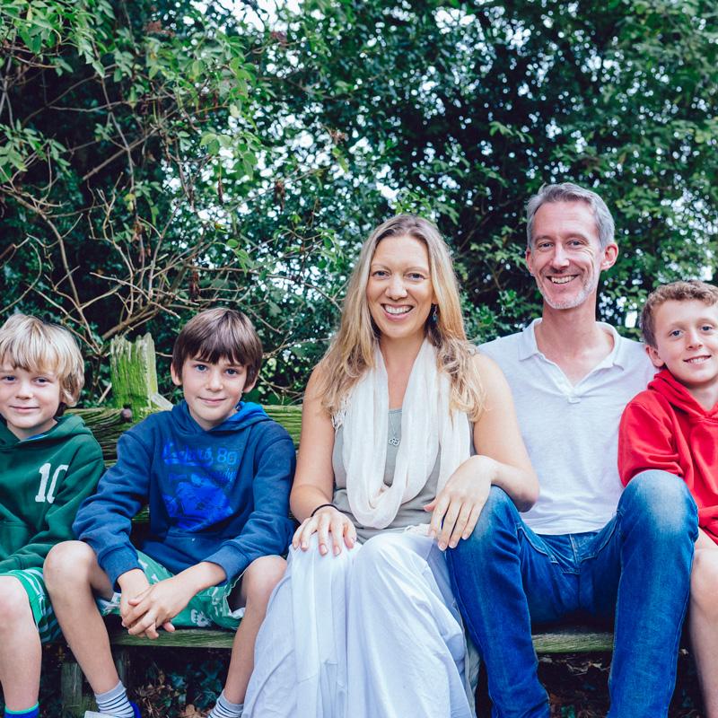 Anand Kirtan & Family