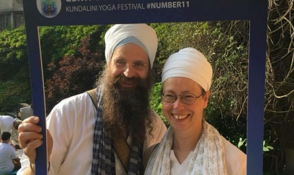 (Friday 11am) The Flowering of the Heart with Ishwara Kaur & Kirpal Singh